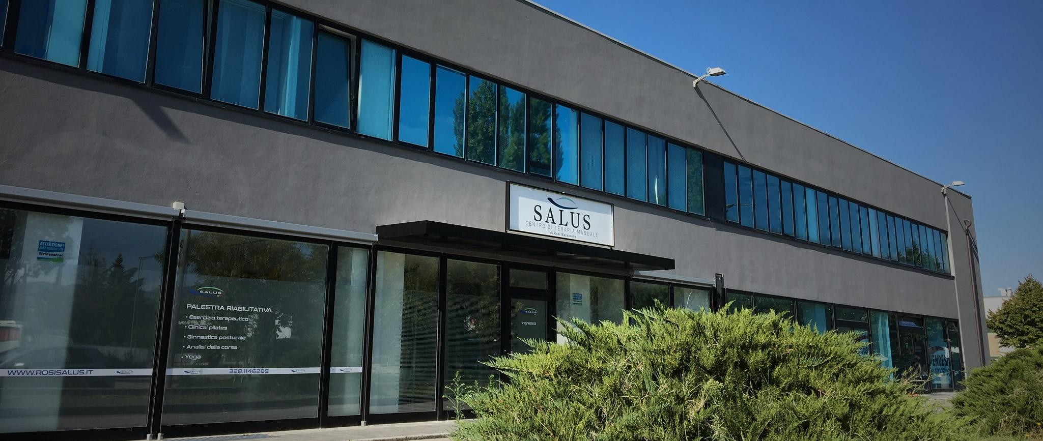 """""""SALUS"""" Centro di Terapia Manuale e Fisioterapia a Foligno (PG)"""