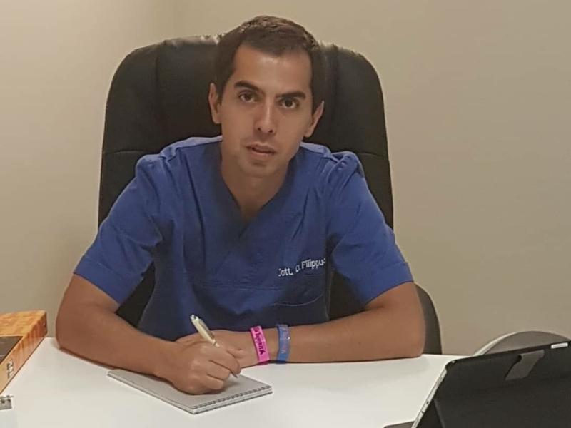 Filipucci Daniele Fisioterapista