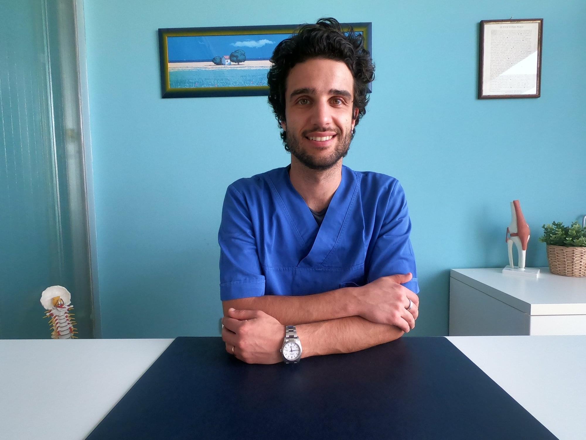 Daniele Busti - Fisioterapista, Scienze Riabilitative delle Professioni Sanitarie
