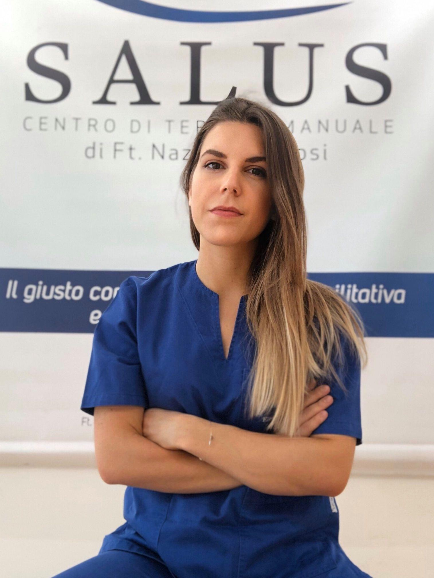 Elisa Rosi - Laurea in Scienze Motorie e Sportive